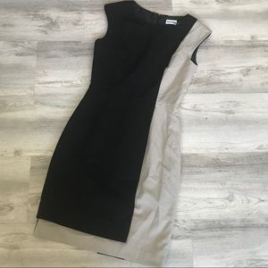NWT MARVIN RICHARDS COLORBLOCK DRESS